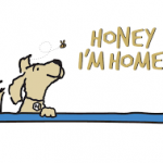 Honey I'm Home logo